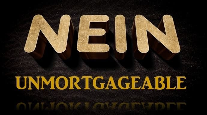 unmortgageable-property