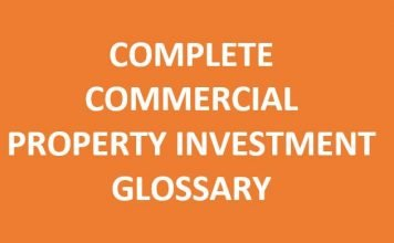 commercial property glossary